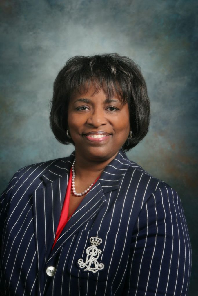photo of Aurelia Jones-Taylor, MBA