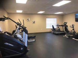 more Exercise Therapy equipment